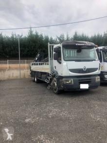 Camión Renault Premium Lander 320 DXI caja abierta usado