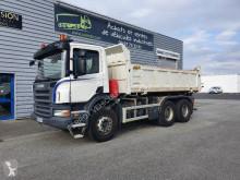 Kamión Scania P 360 korba dvojstranne sklápateľná korba ojazdený