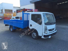 Camion benne Palfinger Renault MAXITY DUMP CRANE TRUCK PK3400