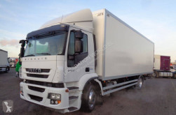 Camion Iveco Stralis AT S360 Closed box truck fourgon occasion