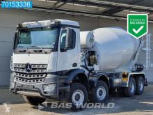 Камион бетон миксер Mercedes Arocs