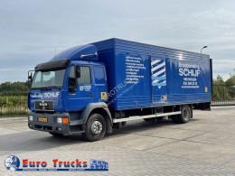 Caminhões MAN 14.224 furgão usado