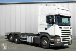 Грузовое шасси Scania R R 450 6X2 BDF Topline Retarder LDW ACC