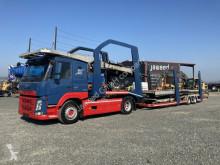 Caminhões Volvo FM 420 EURO 6 / Eurolohr / LOHR ZUG /TOP ZUSTAND porta carros usado