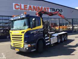 卡车 集装箱运输车 斯堪尼亚 G 400