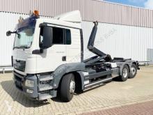 Camion MAN TGS 26.440 6x4H-4 BL 26.440 6x4H-4 BL, HydroDrive, EEV, Lenk-/Liftachse polybenne occasion
