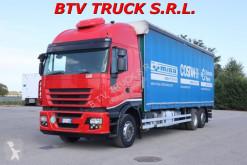 Caminhões cortinas deslizantes (plcd) Iveco Stralis IVECO STRALIS CENTINATO FRANCESE EURO 5