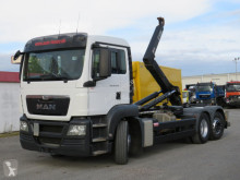 MAN billenőplató teherautó TGS TG-S 26.440 6x2-2 BL Abrollkipper Lift Lenk nur226TKM