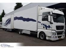 Camión furgón MAN TGX 18.440