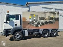 Camión MAN TGS 26.440BB 6x4 26.440 BB/6x4/36, Abroller, Hyva 20.49 bis 6 mCont. Gancho portacontenedor nuevo