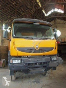 Lastbil dobbeltske Renault Kerax 420 DCI