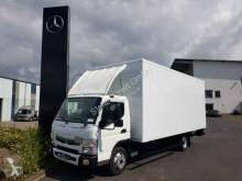 Camión Mitsubishi Fuso Canter Mitsubishi 7C18 Koffer+LBW Klima NL 3.240kg furgón usado