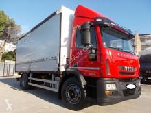 Caminhões caixa aberta com lona Iveco Eurocargo 180E25 CENTINATO 6.20 PEDANA 2013