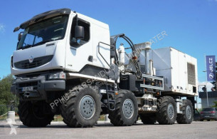 Camion châssis 8x8 THOMAS Low speed truck with hydraulic drive!