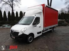 Caminhões caixa aberta com lona Opel