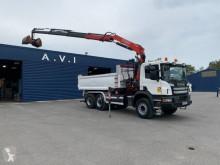 Camion Scania P 360 bi-benne occasion