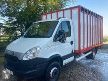 Iveco livestock trailer truck Daily
