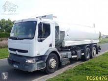 Camión Renault Premium 370 cisterna usado