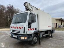Camion Iveco Eurocargo 90 E 17 nacelle articulée télescopique occasion