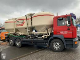 Kamión cisterna na prepravu práškov MAN TGA TGA 26.314 Silo F. STAUB-U