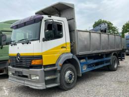 Mercedes Atego Atego 18t 1823 4x2 hiab 105k truck used dropside