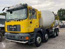 Camión hormigón cuba / Mezclador MAN TGL 32.364 Betonmischer MAN Stetter 8x4 Deutsche LKW
