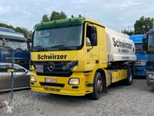 Caminhões cisterna hidraucarburo Mercedes Actros Actros 1841 / 14000 L. 3 pedal Deutsche LKW