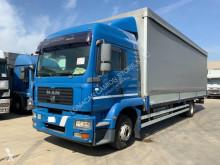 MAN TGM 12.280 truck used tautliner