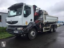 Camion Renault Kerax 430 DXI bi-benne occasion