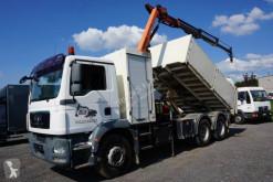Caminhões MAN TGM 26.330 basculante usado