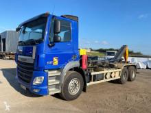 Camión Gancho portacontenedor DAF CF FAS 510