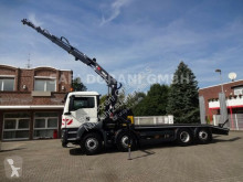 Camión de asistencia en ctra MAN 35.360 Abschlepper + HIAB Kran + Containerver.