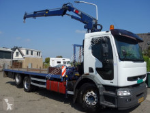 Camion Renault HD300 HIAB 125-2 KRAAN plateau occasion
