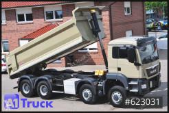 Камион самосвал MAN TGS 41.480 BB 8x8 Kipper Langendorf