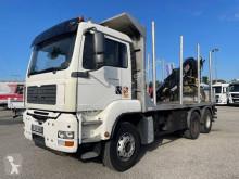 Camión maderero MAN TGA 33.480
