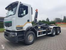Камион Renault LANDER 410 DXI CONTAINER SYSTEEM- CONTAINER SISTEEM- CONTAINER HAAKSYSTEEM- SYSTEME CONTENEUR мултилифт с кука втора употреба
