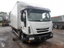 Iveco box truck Eurocargo 75E18