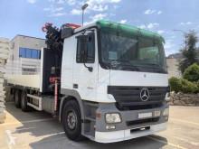 Camión Mercedes caja abierta usado