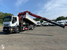 Camion tri-benne Iveco Stralis AD 190 S 33 K