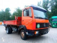 Kamión Mercedes 814 Kipper Dfzg .Kugelkopf , guter Zustand korba trojstranne sklápateľná korba ojazdený