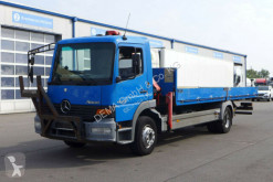 Camión Mercedes Atego Atego 1223*Euro 3*Schalter*Palfinger PK7000* caja abierta teleros usado