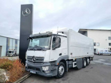 Ciężarówka Mercedes Actros Actros 2543 LL 6x2 Getränkekoffer+LBW mehrfach!! furgon do transportu napojów używana