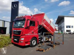 Ciężarówka wywrotka do transportu zbóż MAN TGX TGX 18.500 4x2 LLS SZM/Getreide-Kipper