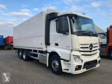 Camion Mercedes Actros Actros 2543 Getränkewagen Schwenkklappen RET A fourgon brasseur occasion
