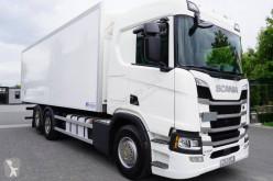 Kamión chladiarenské vozidlo Scania R 500
