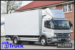 Kamión chladiarenské vozidlo Mercedes Atego 1222, Kühlkoffer, Bi-Temp, Carrier, Wilke Aufbau