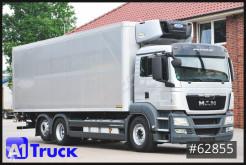 Camion MAN TGS 26.440, LBW, Carrier, 3450 BStd, frigo occasion
