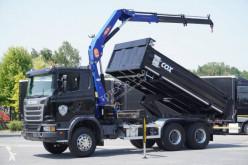 Camión volquete volquete bilateral Scania G 360