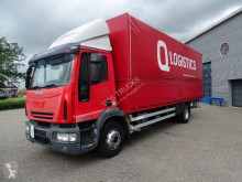 Vrachtwagen met huifzeil Iveco Eurocargo
