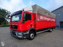 Vrachtwagen met huifzeil MAN TGM